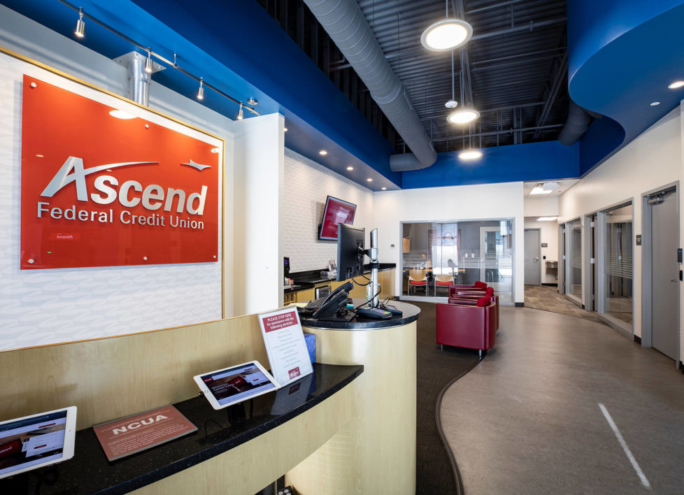 Ascend Federal Credit Union Spring Hill TN Interior