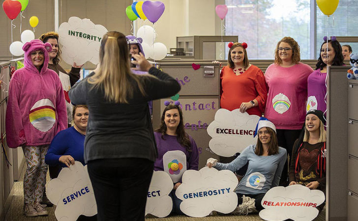 Ascend Employee Costume Party