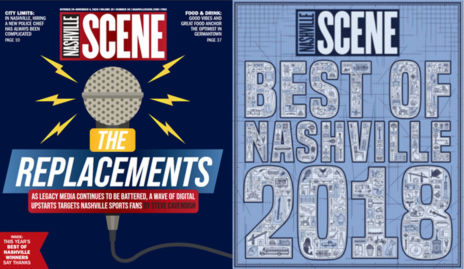 Ascend Nashville Scene covers