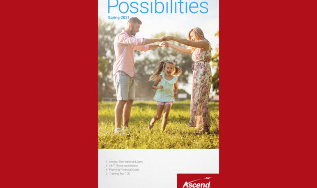 Ascend Spring Possibilities 2021