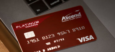 Ascend Platinum Rewards Card