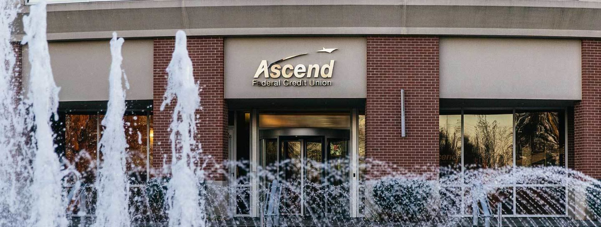 Ascend Federal Credit Union building